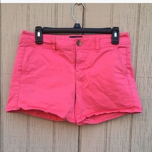 American eagle Midi stretch Shorts